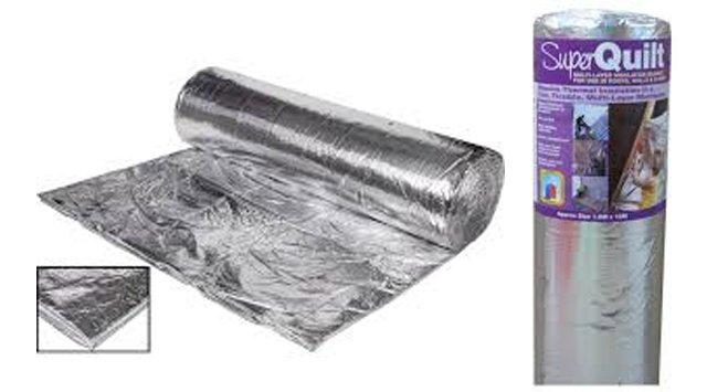 conservatory insulation super quilt